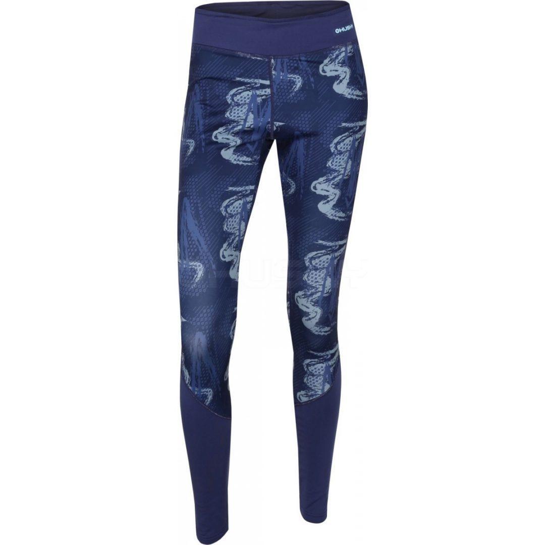 Dámske termoprádlo Husky Active Winter Pants - modrá