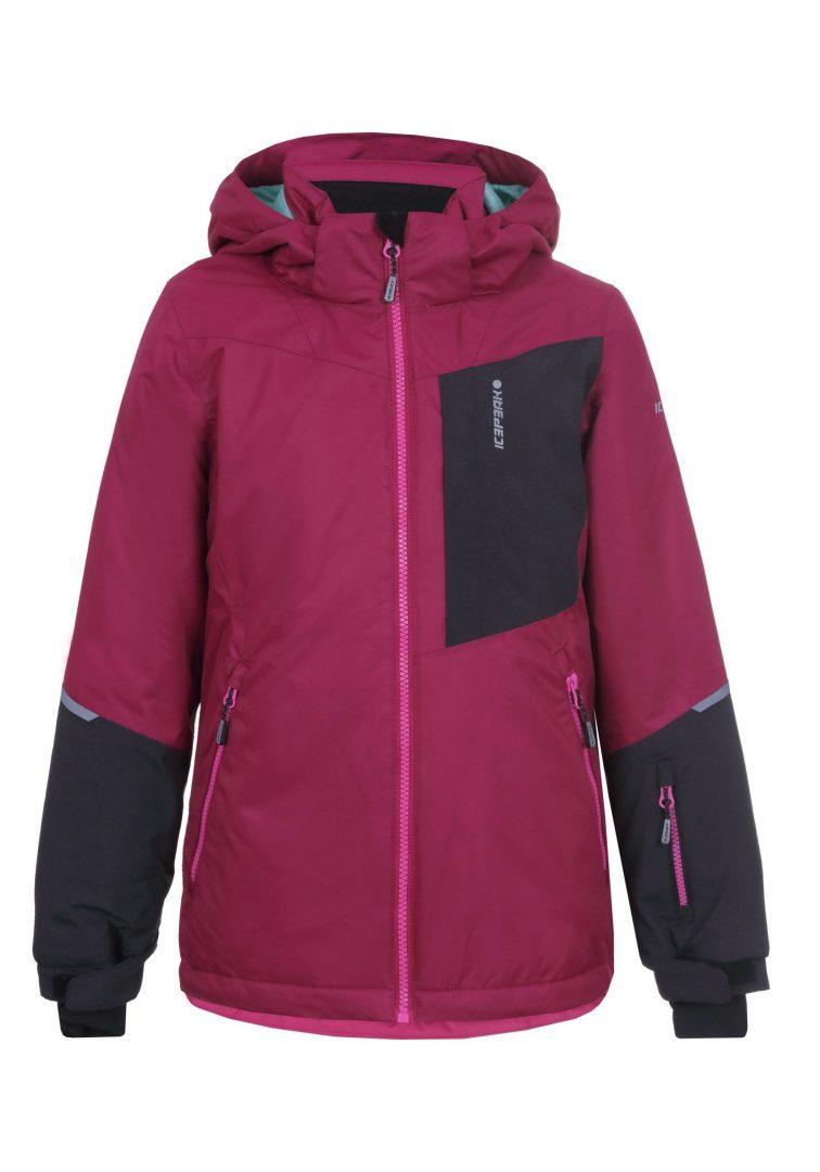 Detská bunda Icepeak Leeds JR 450032 564 I 685